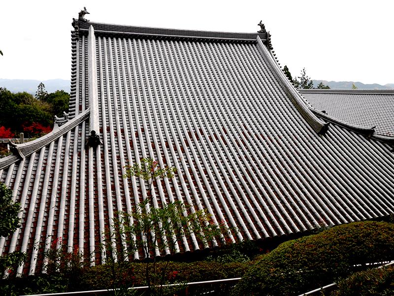 屋根の傾斜