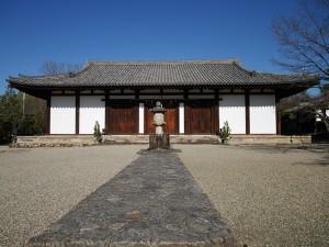 【新薬師寺】日本屈指の国宝 十二神将立像を拝観の写真