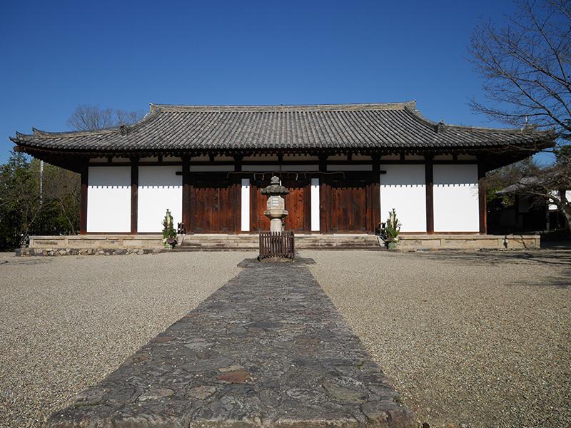 【新薬師寺】日本屈指の国宝 十二神将立像を拝観