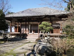 【白毫寺】「えんまもうで」で有名な奈良を眺望できる山寺の写真