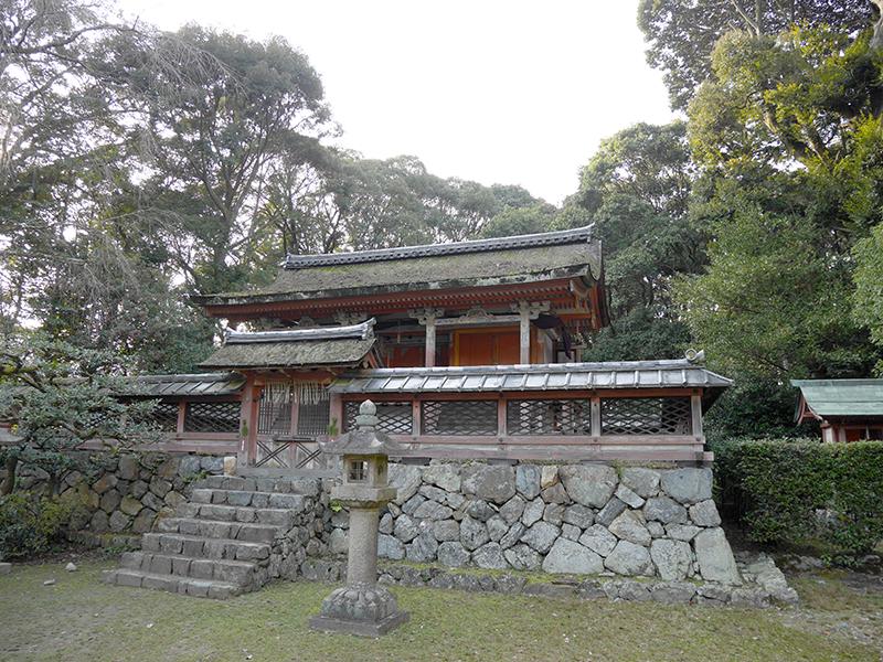 清瀧宮本殿