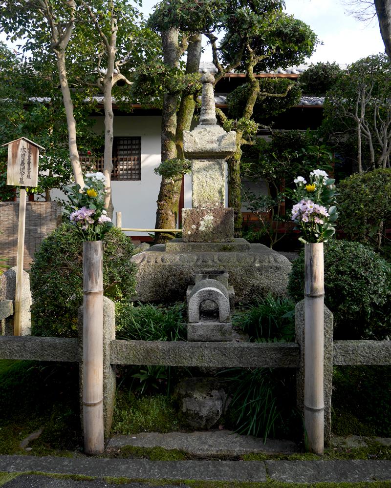 木曾義仲の墓