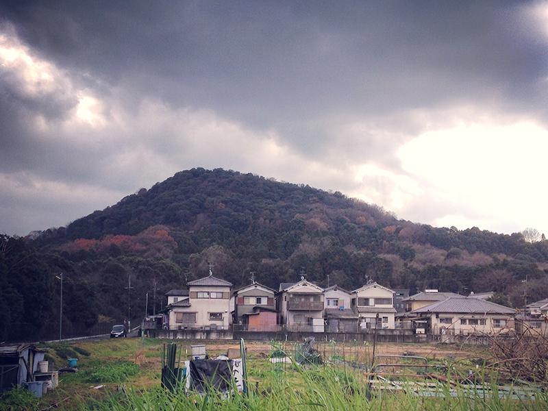 大和三山の1つ【畝傍山】周辺の史跡探訪