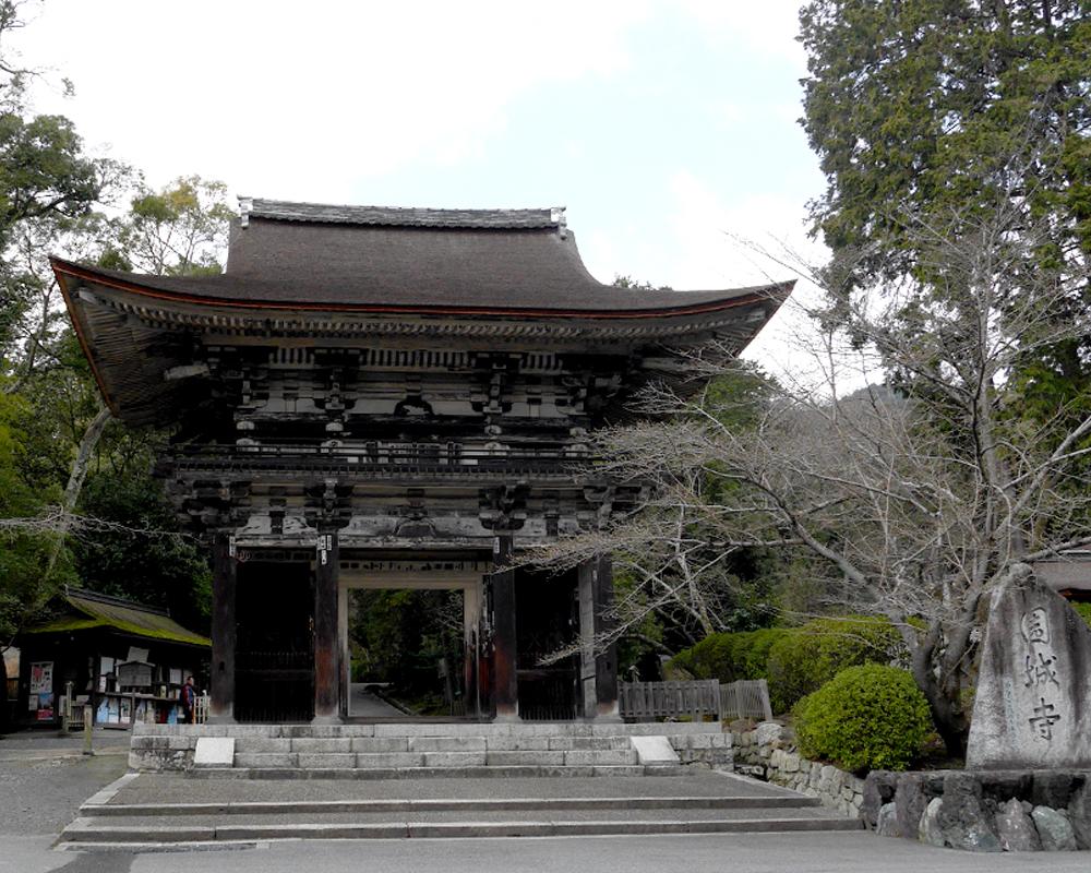 【三井寺(園城寺)】数々の伝承に彩られた大寺院